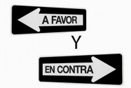 A favor  / En contra