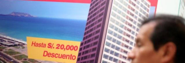 Feria Inmobiliaria del Perú oferta 17.215 viviendas